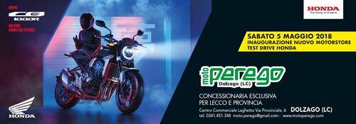 Moto Perego, dopo 34 anni diventa concessionaria esclusiva Honda per la provincia di Lecco (3)