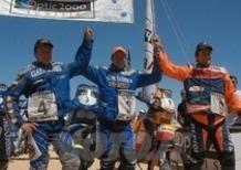Si è concluso il 16° NPO Optic 2000 Rally di Tunisia