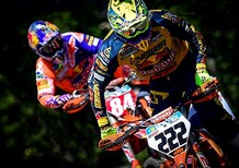 MXGP: Todd Waters sostituisce Bogers in HRC