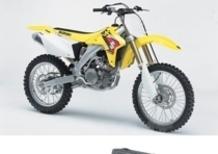 Suzuki ha ufficialmente presentato il nuovo modello da cross 2005, l'RM-Z 450