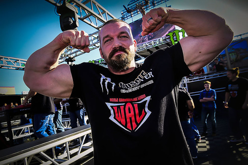 Le foto più spettacolari del Supercross di San Diego (2)