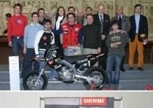Premiati i vincitori del Trofeo monomarca Derbi Challenge '04