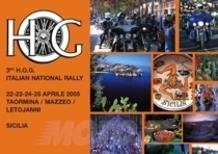 "3rd H.O.G. Italian National Rally, Harley-Davidson sulla rotta dei ""mille"""