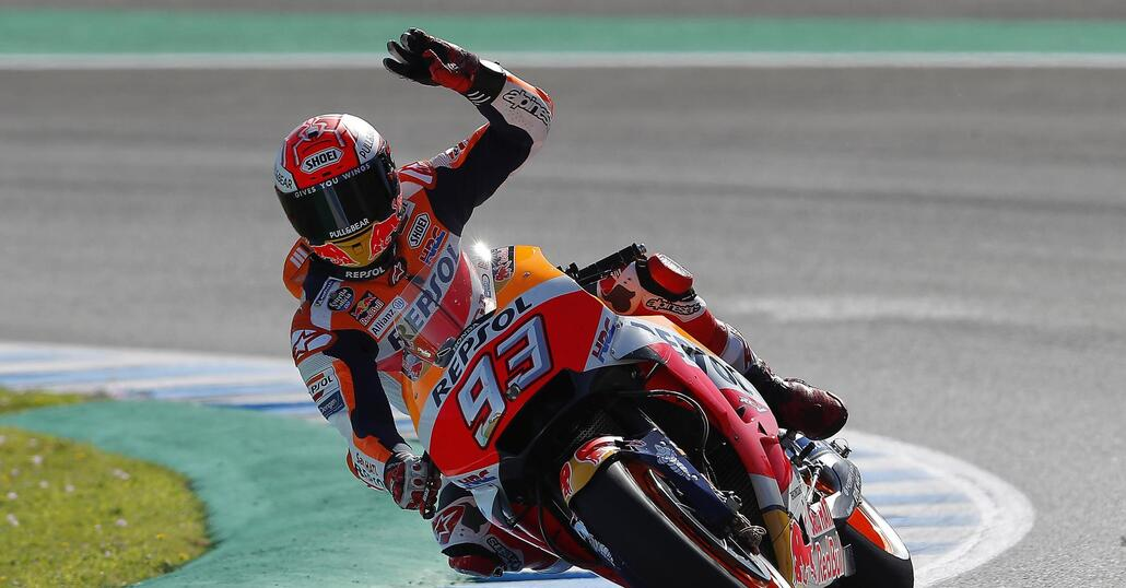 MotoGP 2018. Márquez si aggiudica il GP di Spagna