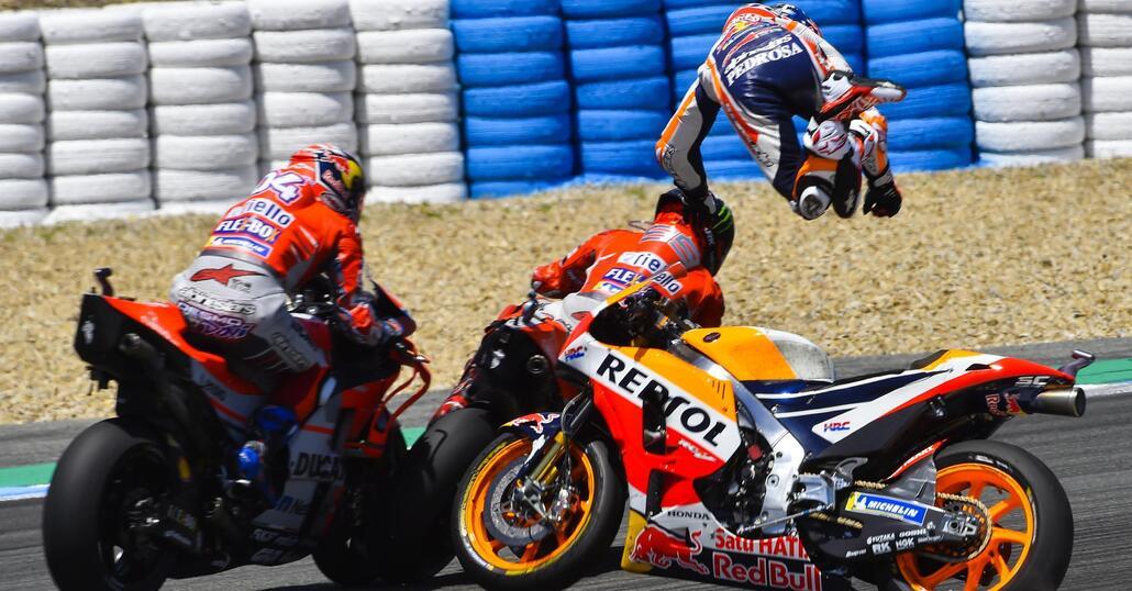 MotoGP 2018. Dovizioso / Lorenzo / Pedrosa: chi ha sbagliato?