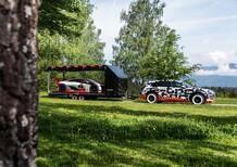 Audi e-tron e Vision GT insieme al raduno di Wörthersee
