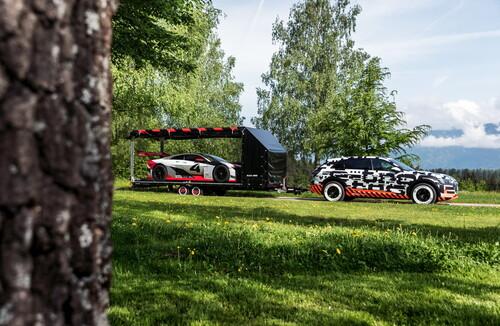 Audi e-tron e Vision GT insieme al raduno di Wörthersee (3)