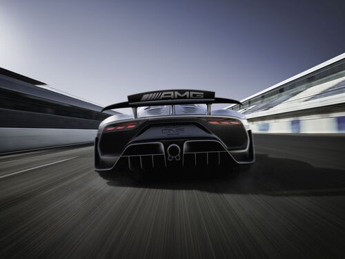 Mercedes-AMG Project One, anteprima alla Mille Miglia 2018 (5)