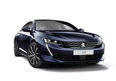 Peugeot 508 (2018->>)