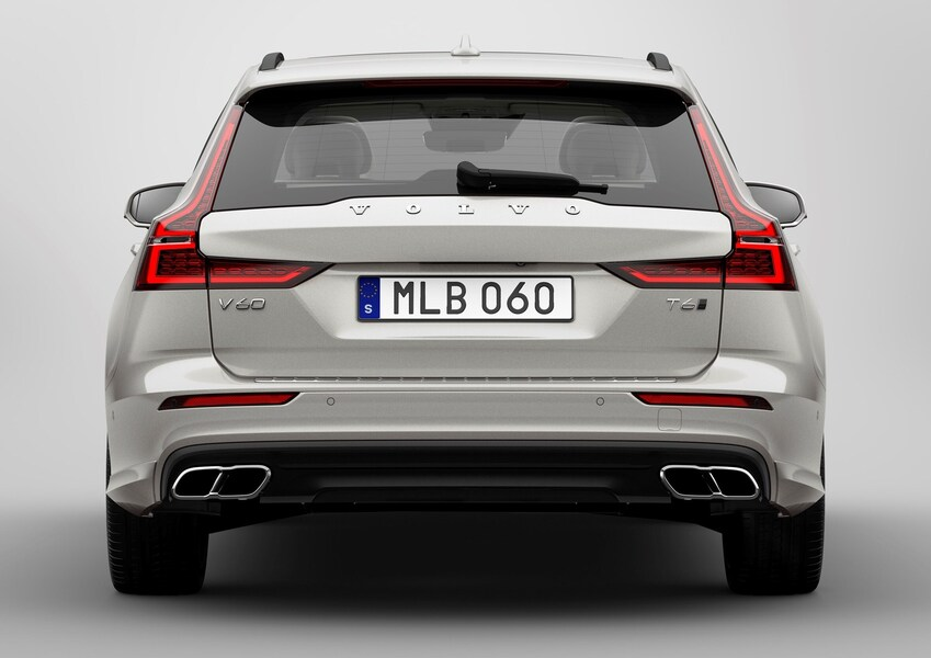 Volvo V60 D3 Geartronic R-design (5)