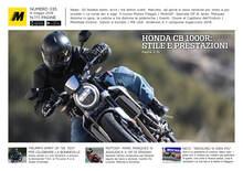 Magazine n° 335, scarica e leggi il meglio di Moto.it