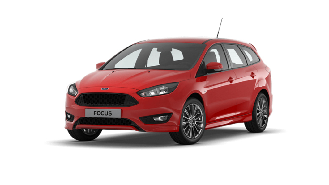 Ford Focus Station Wagon (3)