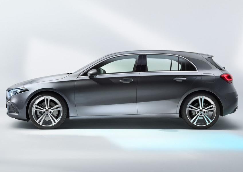 Mercedes-Benz Classe A (2018->>) (2)
