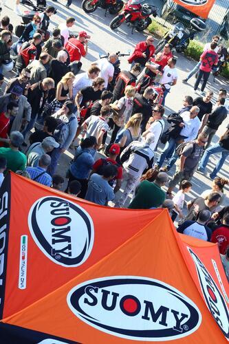 Suomy e Dovizioso da Ducati Brothers Moto Ancona (8)
