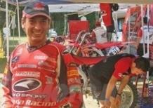 Terzo trionfo consecutivo per Cristian Beggi nella MX3