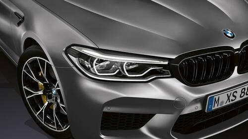 BMW M5 Competition, 625 CV per la berlina pepata (9)