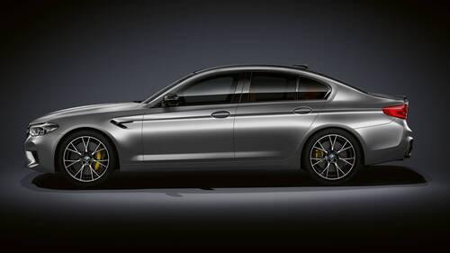 BMW M5 Competition, 625 CV per la berlina pepata (6)