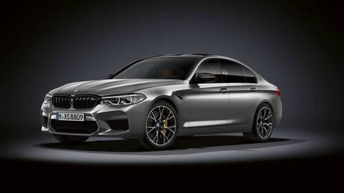 BMW M5 Competition, 625 CV per la berlina pepata