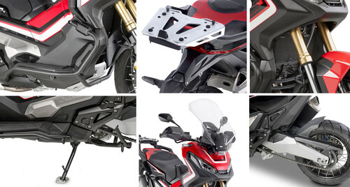 Kappa per l'Honda X-ADV (3)