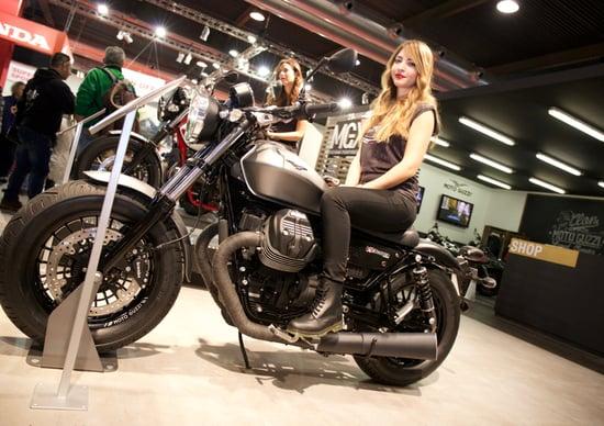 Motor Bike Expo 2016, novità Moto Guzzi e Aprilia racing