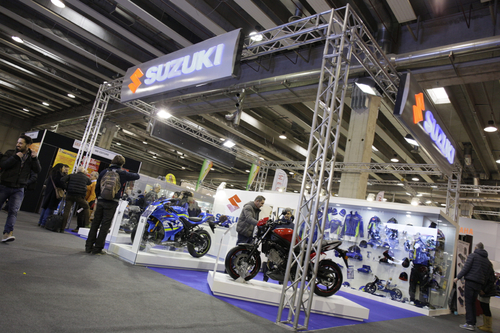 Motor Bike Expo 2016. Suzuki protagonista a Verona (2)
