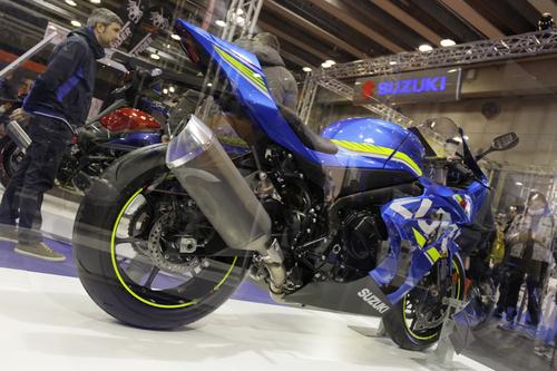 Motor Bike Expo 2016. Suzuki protagonista a Verona (3)