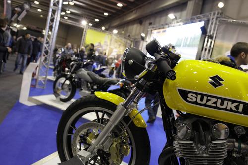 Motor Bike Expo 2016. Suzuki protagonista a Verona (6)