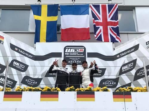 WTCR 2018 Nurburgring, Day1: doppietta Hyundai (4)