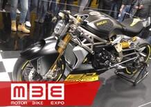 Ducati presenta al Motor Bike Expo il concept draXter