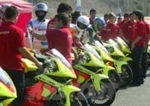Selezionati i 30 aspiranti piloti per il Criterium Derbi - Malossi - Solo Moto