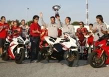 MV Agusta vince il Master Bike 2007 con la F4 R 312