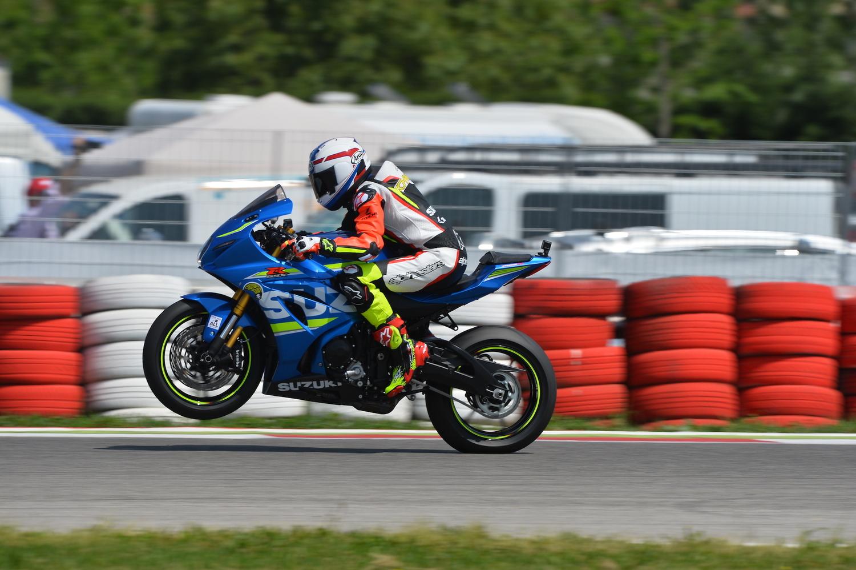 Suzuki Day: una giornata al Cremona Circuit
