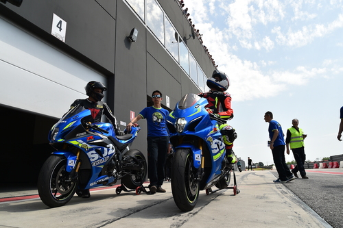 Suzuki Day: una giornata al Cremona Circuit (4)