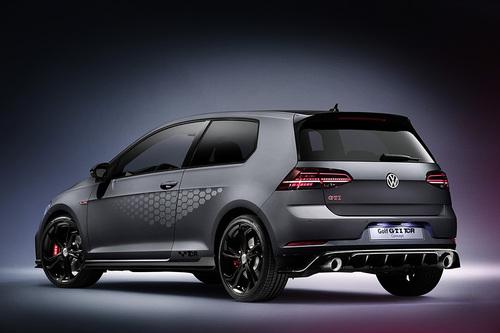 Volkswagen Golf GTI TCR, in arrivo alla fine dell'anno (4)