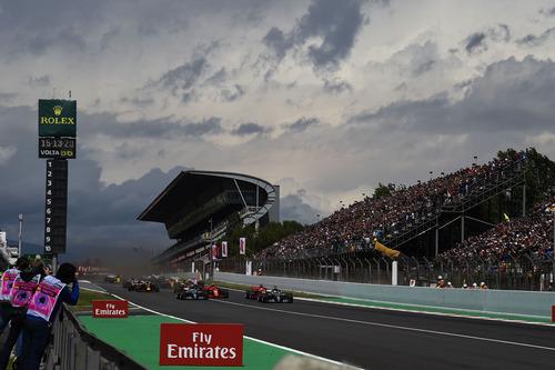 F1, GP Spagna 2018: vince Hamilton. Quarto Vettel (4)