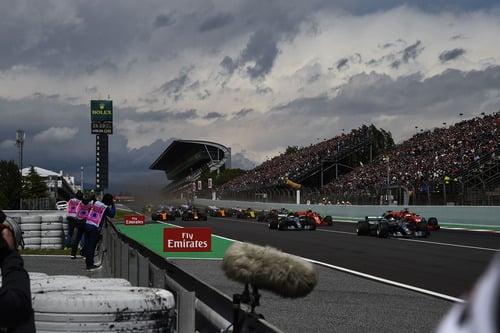 F1, GP Spagna 2018: vince Hamilton. Quarto Vettel (7)