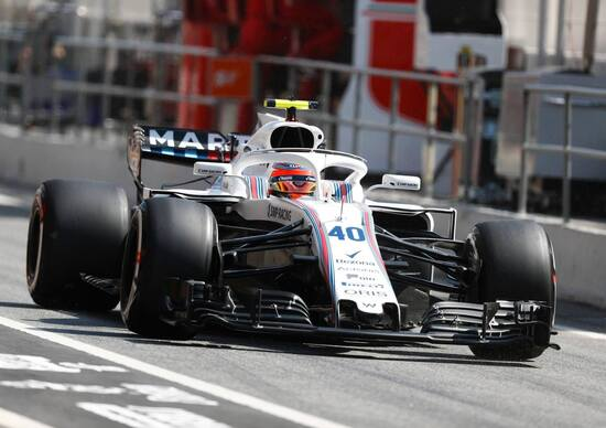 F1, Robert Kubica: «Sogno una Formula 1 in cui conta il pilota»