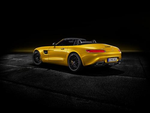 Mercedes AMG GT S Roadster, la via di mezzo (7)