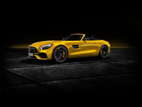 Mercedes AMG GT S Roadster, la via di mezzo (8)