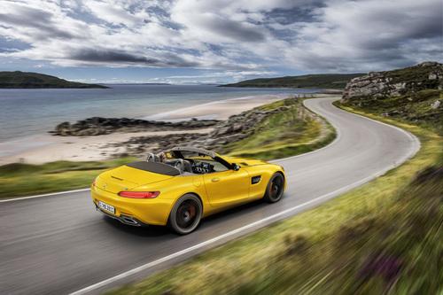 Mercedes AMG GT S Roadster, la via di mezzo (2)