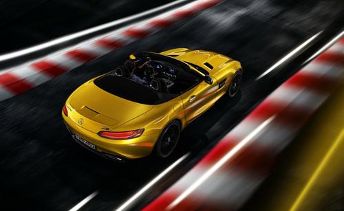 Mercedes AMG GT S Roadster, la via di mezzo (4)