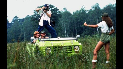 Citroen Mehari, la spiaggina del '68 compie 50 anni