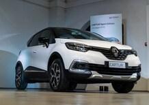 Renault Captur Sport Edition, novità in gamma