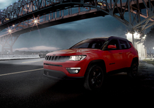 Jeep Compass Night Eagle, in arrivo nelle concessionarie