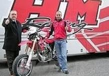 HM Racing ingaggia il francese Jerome Giraudo