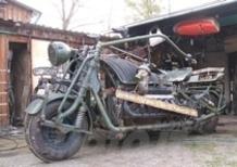 Arriva la moto V12 Diesel. Esemplare unico (grazie al cielo)