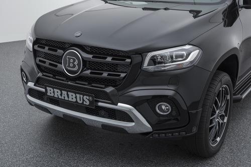 Mercedes Classe X, con Brabus il pick-up diventa ancora più estremo (8)
