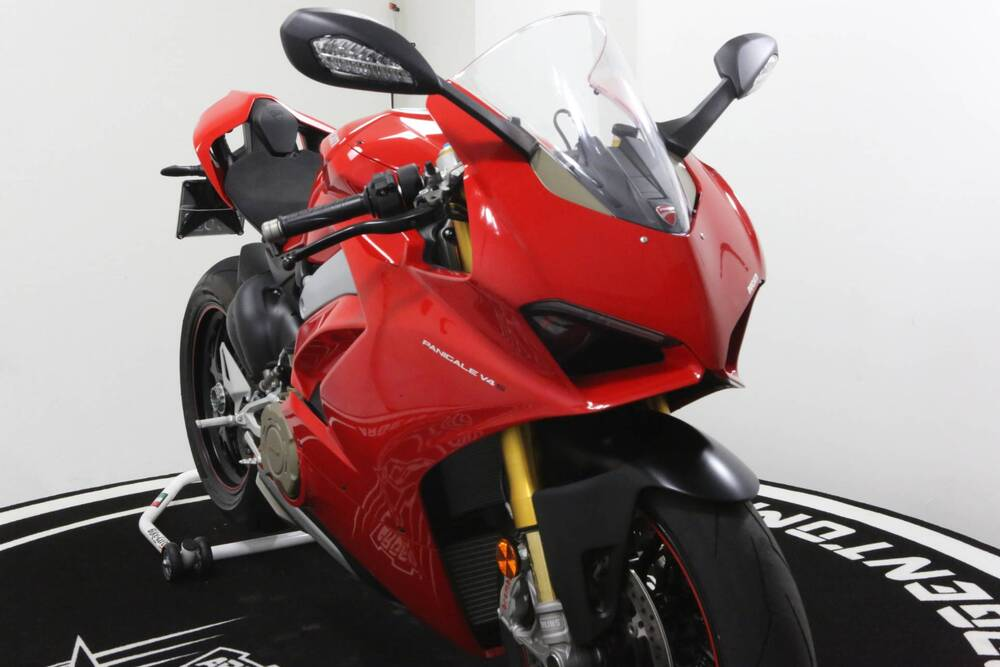 Ducati Panigale V4 S 1100 (2018 - 19) (3)