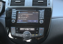 Nissan Pulsar: il focus sull'infotainment [Video]