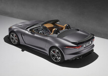 Jaguar F-Type SVR: 575 cavalli per stupire [Video]